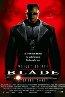 Cover: Blade