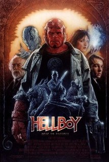 Cover: Hellboy