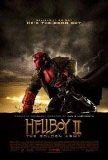 Cover: Hellboy II: The Golden Army