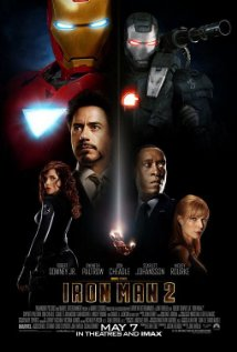 Cover: Iron Man 2