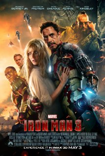 Cover: Iron Man 3