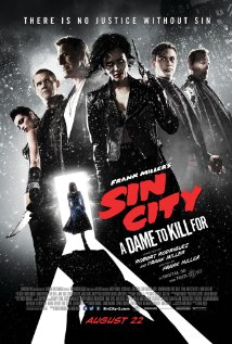 Cover: Sin City: A Dame to Kill For