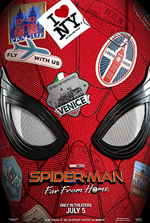 Cover: Spider-Man: Far From Home