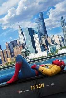Cover: Spider-Man: Homecoming