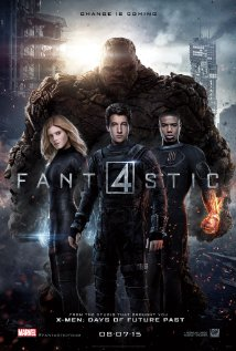 Cover: The Fantastic Four