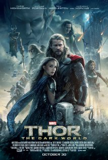 Cover: Thor: The Dark World