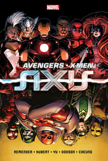 Cover: AVENGERS & X-MEN: AXIS