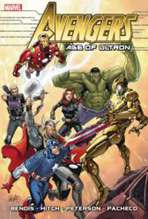 Cover: AVENGERS: Age of Ultron