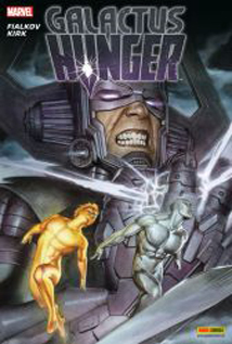 Cover: GALACTUS: Hunger