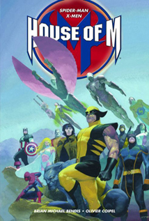 Cover: MARVEL House Of M