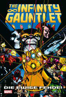 Cover: THE INFINITY GAUNTLET
