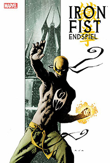 Cover: IRON FIST: Endspiel