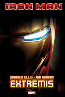 Cover: IRON MAN: Extremis