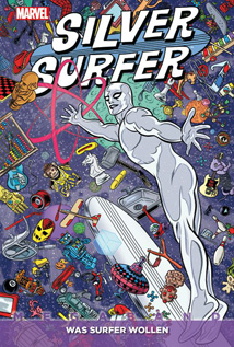 Cover: SILVER SURFER: Was Surfer wollen