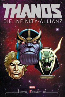 Cover: THANOS: Die Infinity-Allianz
