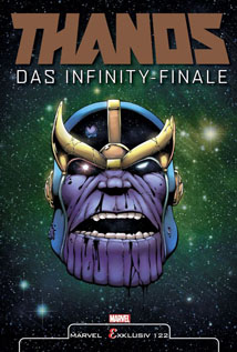 Cover: THANOS: Das Infinity-Finale