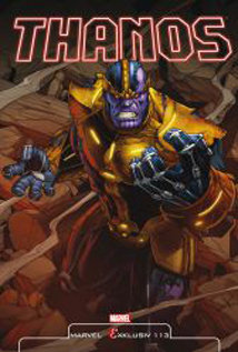 Cover: THANOS: Die Infinity-Offenbarung