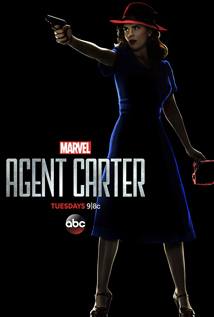 Cover: Marvel's Agent Carter