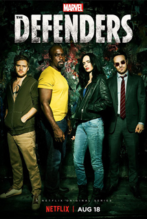 Cover: Marvel's The Defenders